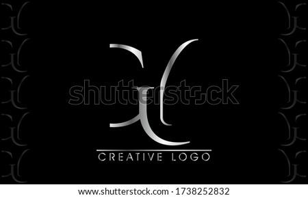 GY YG G Y initial logo design - Vector  Stock fotó ©