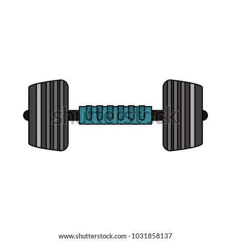 Gym dumbbell weight