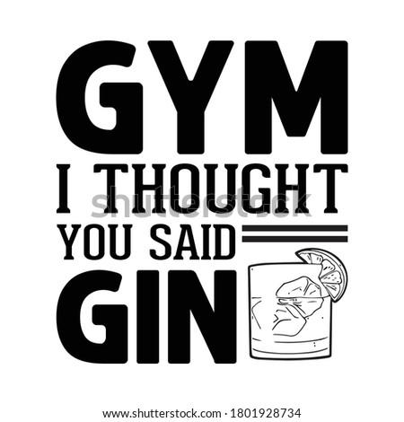 gym i thought you said ginbody