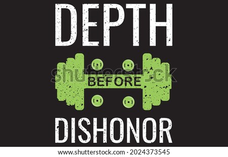 gym t shirt depth before
