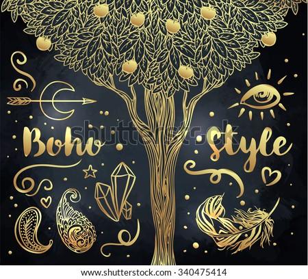 gypsy love  set of ornamental