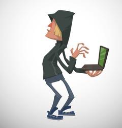 Hacker, vector