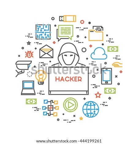hackers and cyber criminals