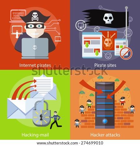 hackers attaks activity hacker