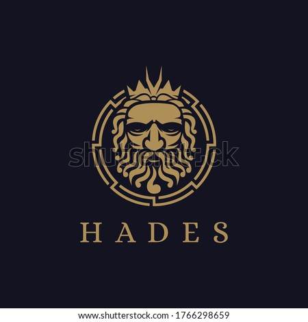 hades god logo icon