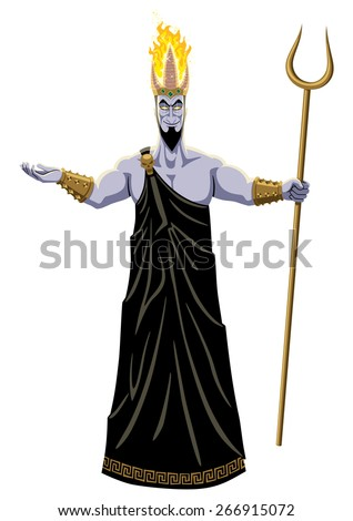 hades  lord of the underworld