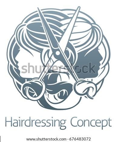 hair salon stylist hairdresser