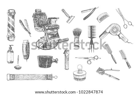 hairdressers professional tools ...
