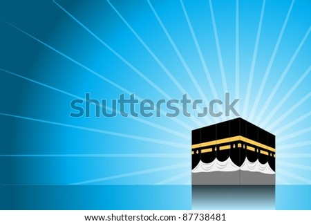 hajj  pilgrimage background 2