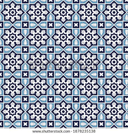 Hala Textile Vector Design and Hala Star Vector Design or Sindhi Vector Design Stok fotoğraf ©