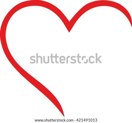 half hand heart gallery - photo #47