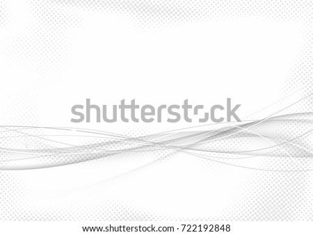 halftone abstract futuristic