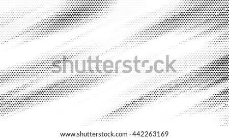 halftone dot pattern linear, lines background grunge vector scratch geometric