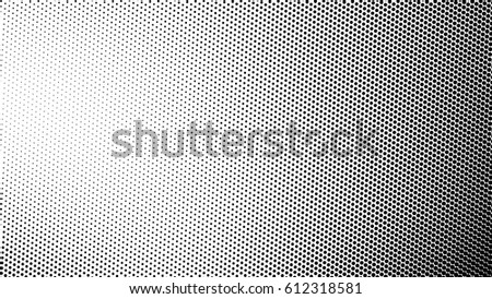 halftone dots vector texture background. Dotted background Texture