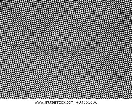 Halftone Pattern. Abstract Halftone Dots. Vector Illustration.