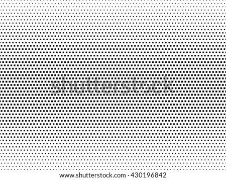 Halftone pattern. Vector Halftone Texture.