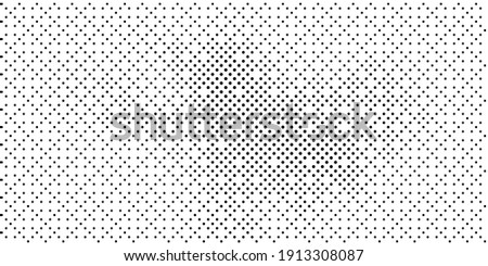 Halftone texture with dots. Vector. Modern background for posters, websites, web pages, business cards, postcards, interior design. Punk, pop, grunge in vintage style. Minimalism. Stock fotó ©