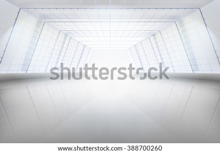 hall  large space vector