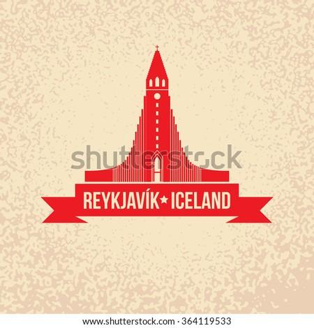 hallgrimskirkja the symbol of