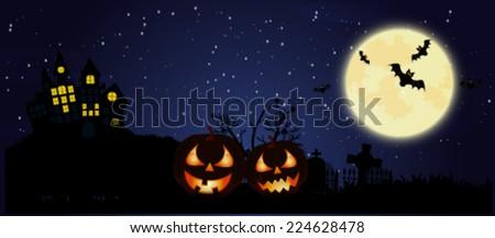 Halloween background #224628478