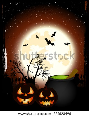 Halloween background #224628496