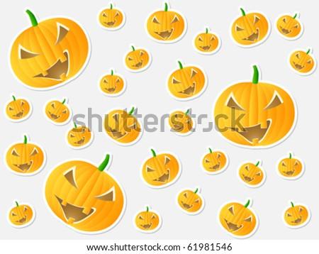 Truco o Halloween Halloween ilustración vectorial - Descargue ...
