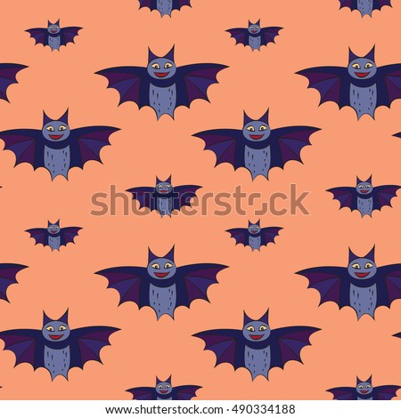 halloween background bat