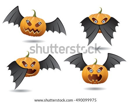 Halloween Bat Vector - Download Free Vector Art, Stock Graphics ...