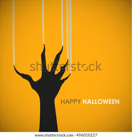 halloween concept with