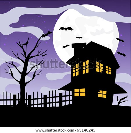 Halloween design vector illustration