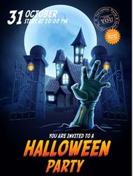 halloween horror party