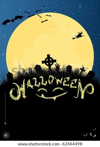 Halloween Card Invitation as perfect invitation ideas
