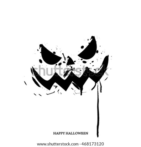 halloween layout design cover...