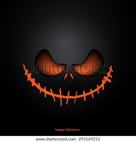 halloween mask background