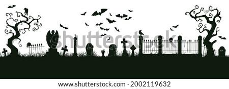 halloween nightmare landscape