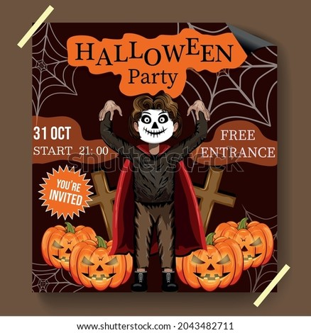 halloween party holiday