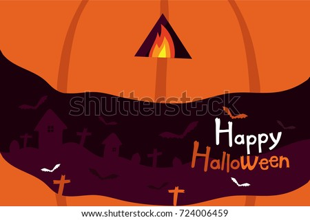 halloween party theme on a huge