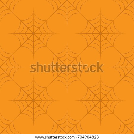 Halloween pattern seamless, For use scrapbook digital paper, Textile print, Page fill. Vector illustration