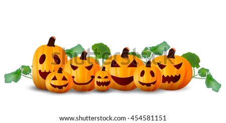 halloween pumpkin autumn icon