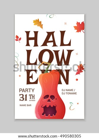 Halloween pumpkin. Halloween party. Halloween holidays. Halloween candy. Halloween icon. Halloween logo. Halloween pumpkin. Halloween art. Halloween illustration. Invitation to a party
