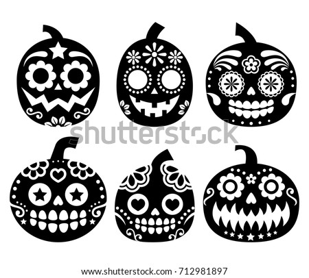 Halloween Pumpkin Vector Desgin