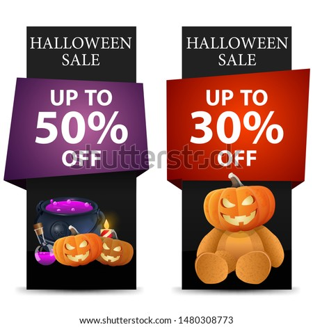halloween sale  two discount