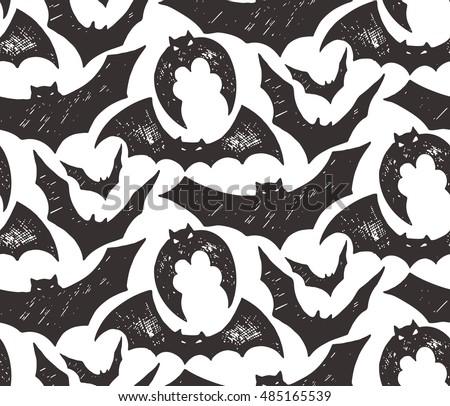 Halloween Bat Vector - Download Free Vector Art, Stock Graphics ...