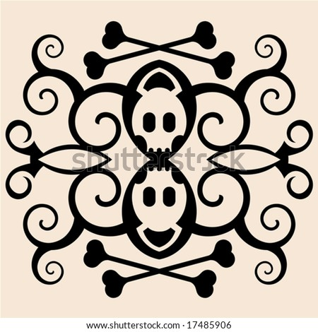 skull and crossbones tatoos. skull and crossbones tatoos. girly skull and crossbones