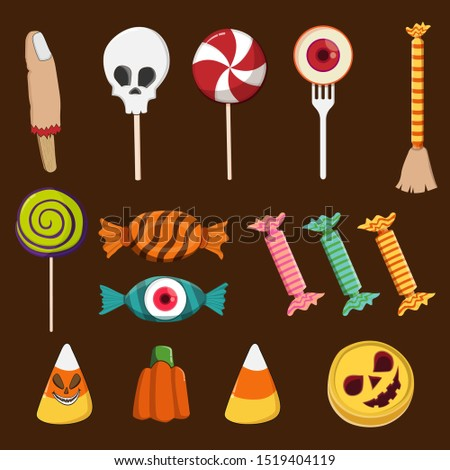 halloween sweets cnady for kids