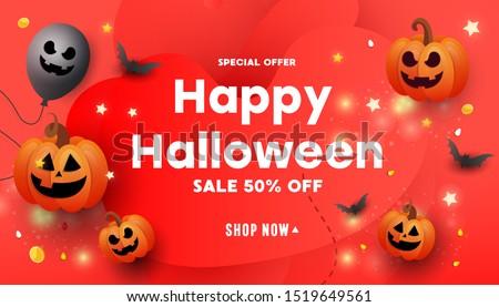halloween template set of