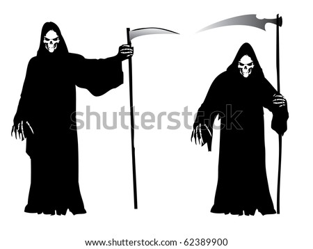 Halloween theme - Grim Reaper