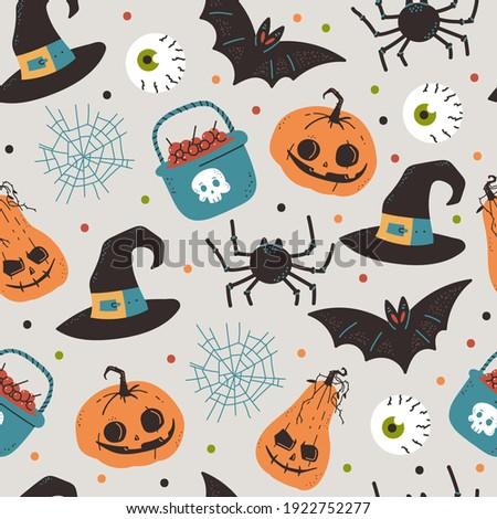 halloween vector cartoon