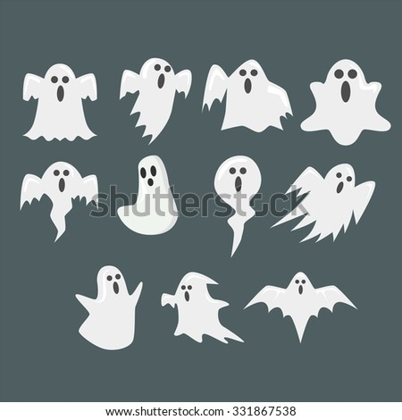 halloween vector template
