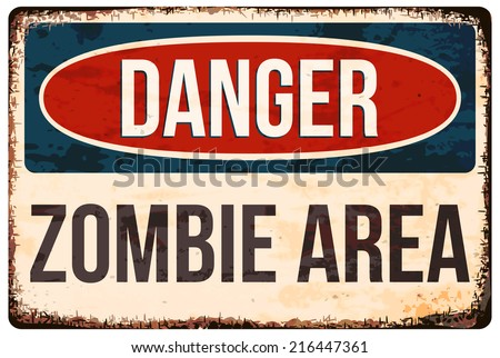 halloween warning sign danger